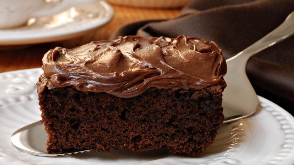Κέικ με 3 υλικά