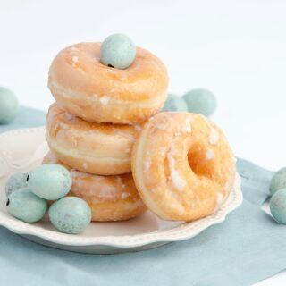 Συνταγή για τραγανά ντόνατς (Donuts)