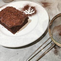 Σοκολατένιο κέικ με nutella