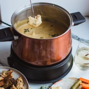 Vegan σάλτσα τυριού σε 3 λεπτά